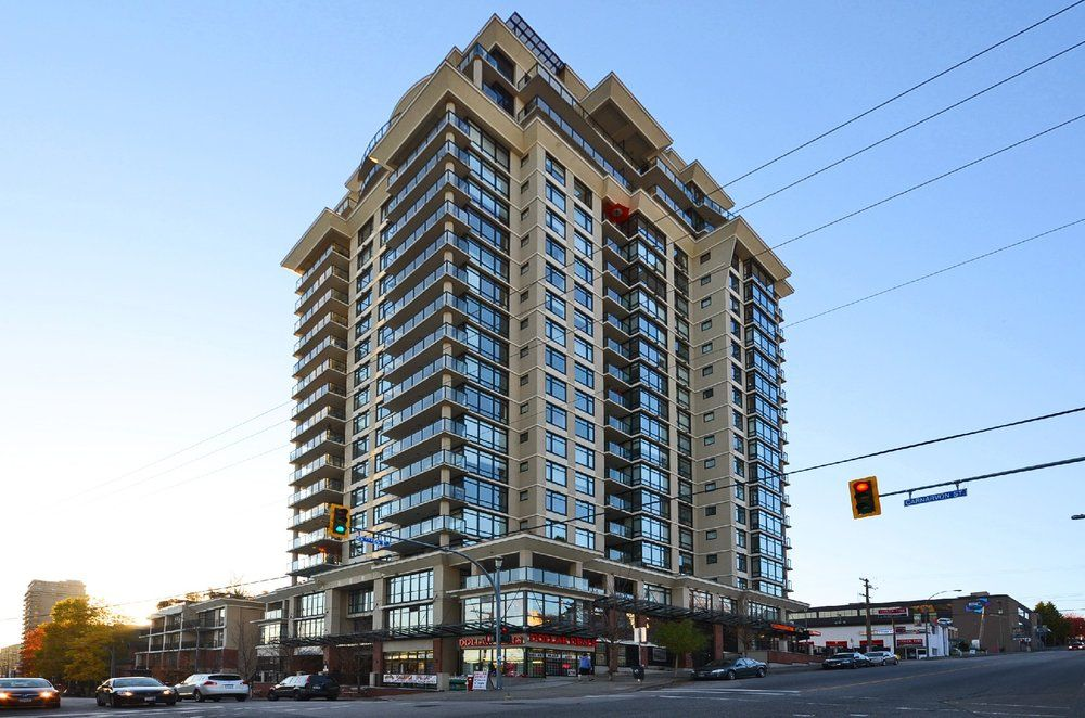 Main Photo: 701 610 Victoria Street in New Westminster: Condo for sale : MLS®# R2392846