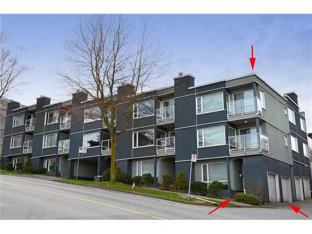 Main Photo: 2387 OAK ST in Vancouver: Fairview VW Condo for sale (Vancouver West)  : MLS®# V1107133