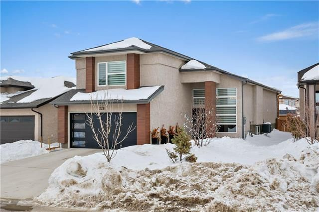 Main Photo: 228 Stan Bailie Drive in Winnipeg: South Pointe Residential for sale (1R)  : MLS®# 1904414