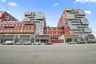"""Photo 2: 803 955 E HASTINGS Street in Vancouver: Strathcona Condo for sale in """"Strathcona Village - The Heatley"""" (Vancouver East)  : MLS®# R2592252"""