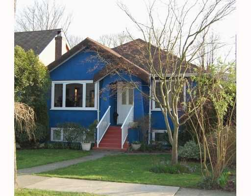 """Main Photo: 80 W 20TH Avenue in Vancouver: Cambie House for sale in """"CAMBIE"""" (Vancouver West)  : MLS®# V811919"""