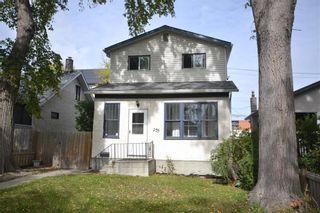 Main Photo: 255 Horace Street in Winnipeg: Norwood Residential for sale (2B)  : MLS®# 202123624