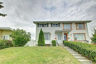 Photo 1: 1112 NINGA Road NW in Calgary: North Haven Semi Detached for sale : MLS®# C4222139