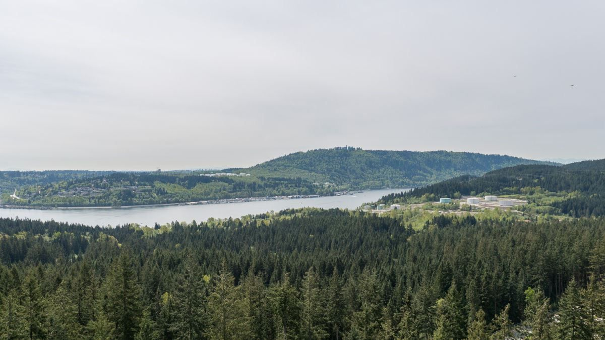 "Main Photo: 1421 CRYSTAL CREEK Drive: Anmore Land for sale in ""CRYSTAL CREEK"" (Port Moody)  : MLS®# R2466977"