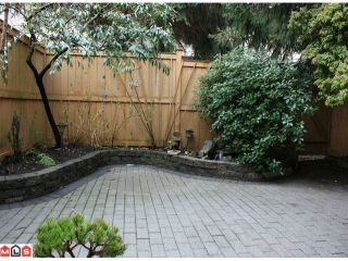 """Photo 7: 20 2050 GLADWIN Road in Abbotsford: Central Abbotsford Townhouse for sale in """"COMPTON GREEN"""" : MLS®# F1108330"""