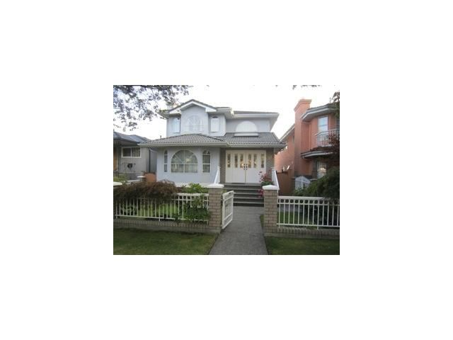 Main Photo: 4210 GEORGIA Street in Burnaby: Willingdon Heights House for sale (Burnaby North)  : MLS®# V976310