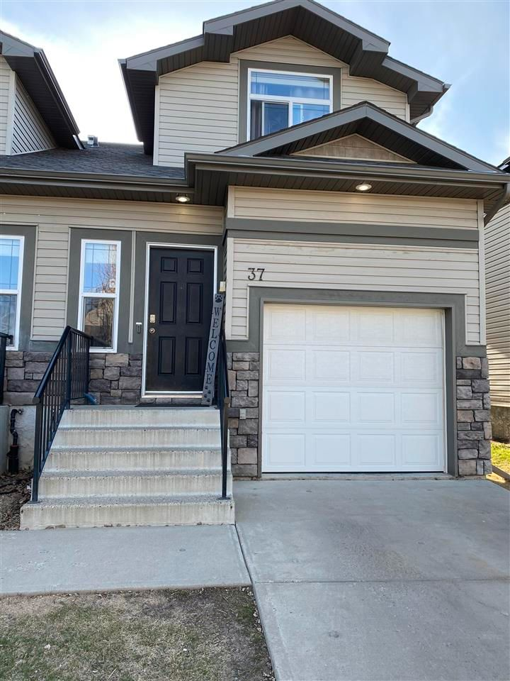 Main Photo: #37 9511 102 Ave: Morinville Townhouse for sale : MLS®# E4241894