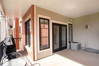 Photo 44: 207 9819 96A Street in Edmonton: Zone 18 Condo for sale : MLS®# E4242539