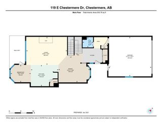 Photo 46: 119 East Chestermere Drive: Chestermere Semi Detached for sale : MLS®# A1082809