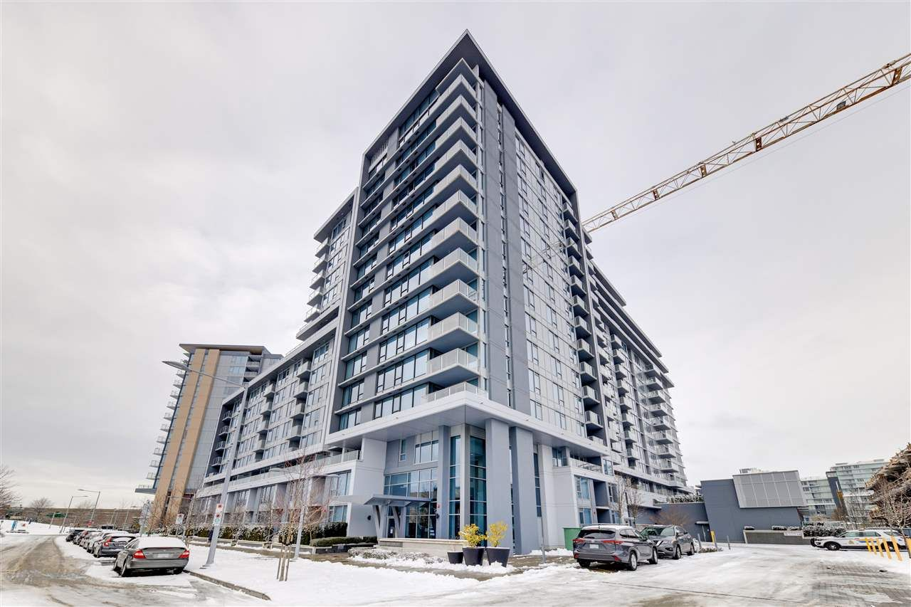 "Main Photo: 1601 3333 BROWN Road in Richmond: West Cambie Condo for sale in ""AVANTI"" : MLS®# R2537708"