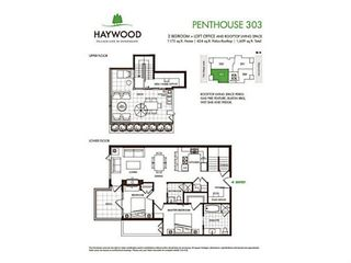 "Photo 4: 303 2432 HAYWOOD Avenue in West Vancouver: Dundarave Condo for sale in ""THE HAYWOOD"" : MLS®# V1110878"