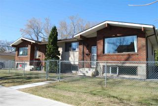 Main Photo: 8412-8414 100 Street in Edmonton: Zone 15 House Fourplex for sale : MLS®# E4240732