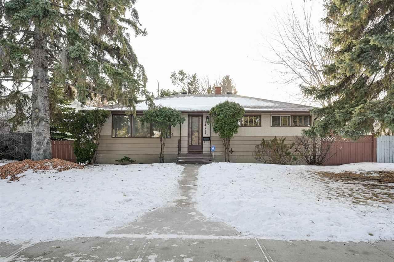 Main Photo: 14211 87 Avenue in Edmonton: Zone 10 House for sale : MLS®# E4223895