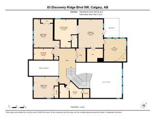 Photo 3: 83 DISCOVERY RIDGE Boulevard SW in Calgary: Discovery Ridge Detached for sale : MLS®# A1125675