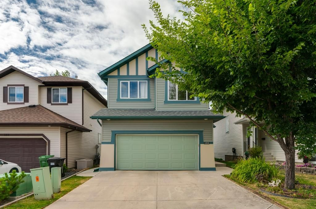 Main Photo: 144 Tuscany Meadows Heath NW in Calgary: Tuscany Detached for sale : MLS®# A1030703