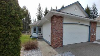 Photo 1: 110 4450 COWART Road in Prince George: Lower College Townhouse for sale (PG City South (Zone 74))  : MLS®# R2353341