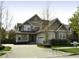 """Photo 1: 12368 21A Avenue in Surrey: Crescent Bch Ocean Pk. House for sale in """"Ocean Park"""" (South Surrey White Rock)  : MLS®# F1409102"""
