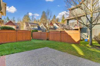 """Photo 26: 36 36169 LOWER SUMAS MOUNTAIN Road in Abbotsford: Abbotsford East Townhouse for sale in """"Junction Creek"""" : MLS®# R2550640"""