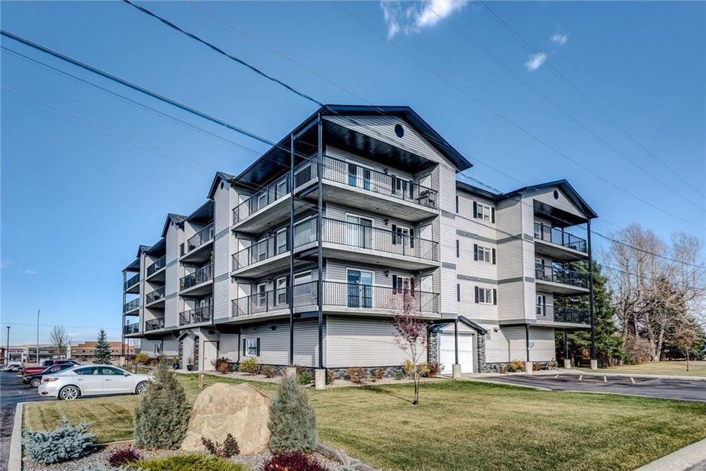 Main Photo: 401 408 1 Avenue SE: Black Diamond Condo for sale : MLS®# C4142263