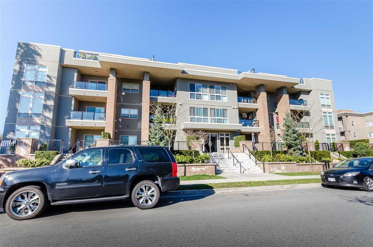 """Main Photo: 103 2349 WELCHER Avenue in Port Coquitlam: Central Pt Coquitlam Condo for sale in """"ALTURA"""" : MLS®# R2379832"""