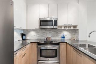 "Photo 2: 411 202 LEBLEU Street in Coquitlam: Maillardville Condo for sale in ""MACKIN PARK"" : MLS®# R2585255"