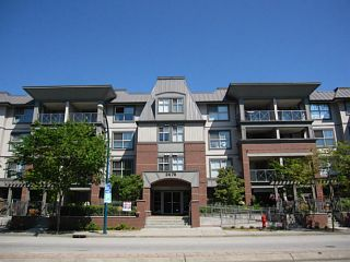 """Photo 1: 403 2478 SHAUGHNESSY Street in Port Coquitlam: Central Pt Coquitlam Condo for sale in """"SHAUGHNESSY EAST"""" : MLS®# V1041974"""
