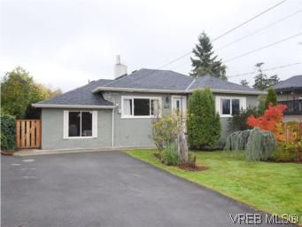 Main Photo: 843 Tulip Ave in VICTORIA: SW Marigold House for sale (Saanich West)  : MLS®# 554188