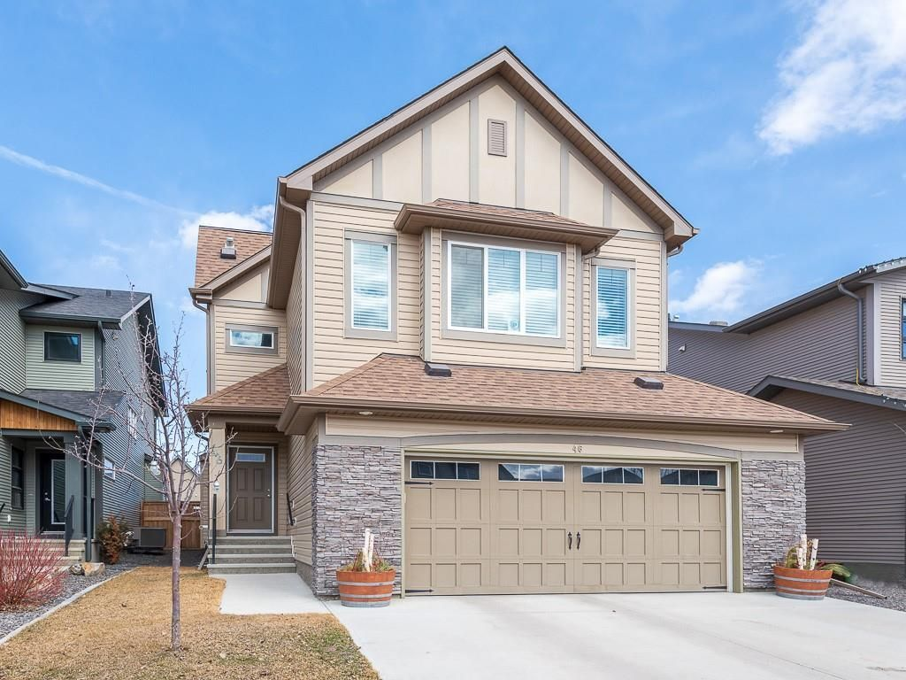 Main Photo: 46 WALDEN Court SE in Calgary: Walden Detached for sale : MLS®# C4238611