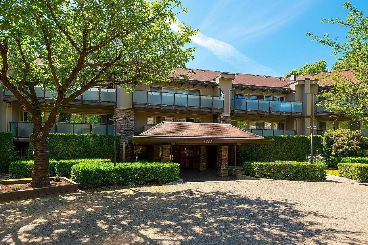 """Main Photo: 202 4363 HALIFAX Street in Burnaby: Brentwood Park Condo for sale in """"BRENT GARDENS"""" (Burnaby North)  : MLS®# R2595687"""