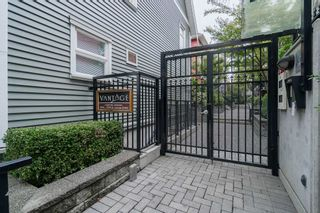 "Photo 16: 2284 ST. GEORGE Street in Vancouver: Mount Pleasant VE Townhouse for sale in ""VANTAGE"" (Vancouver East)  : MLS®# R2313489"