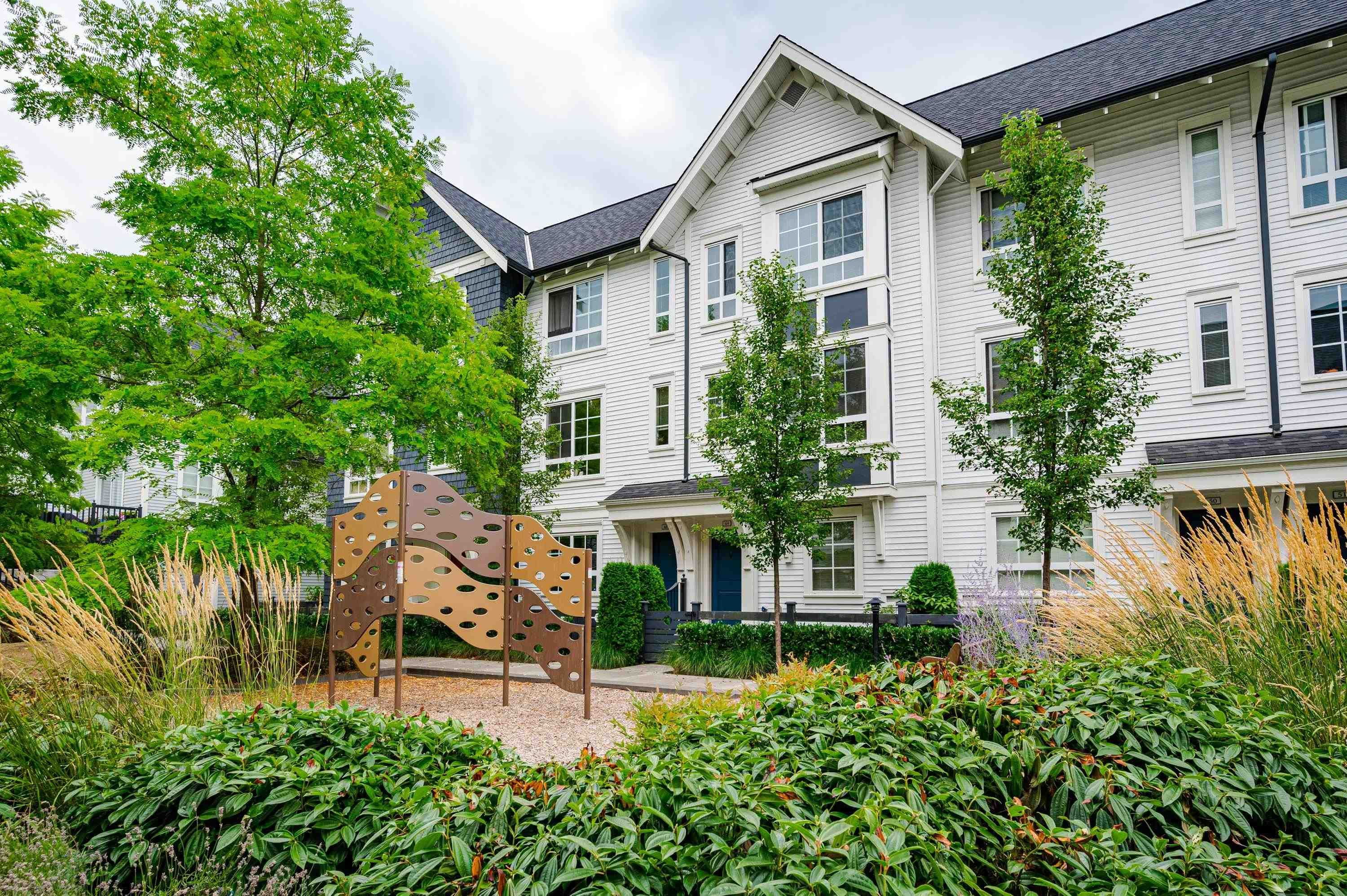 """Main Photo: 49 8476 207A Street in Langley: Willoughby Heights Townhouse for sale in """"YORK By Mosaic"""" : MLS®# R2609087"""