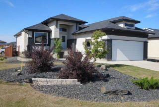 Photo 1: 60 Dennis Lindsay Road in Winnipeg: Bridgewood Estates Residential for sale (3J)  : MLS®# 1725850