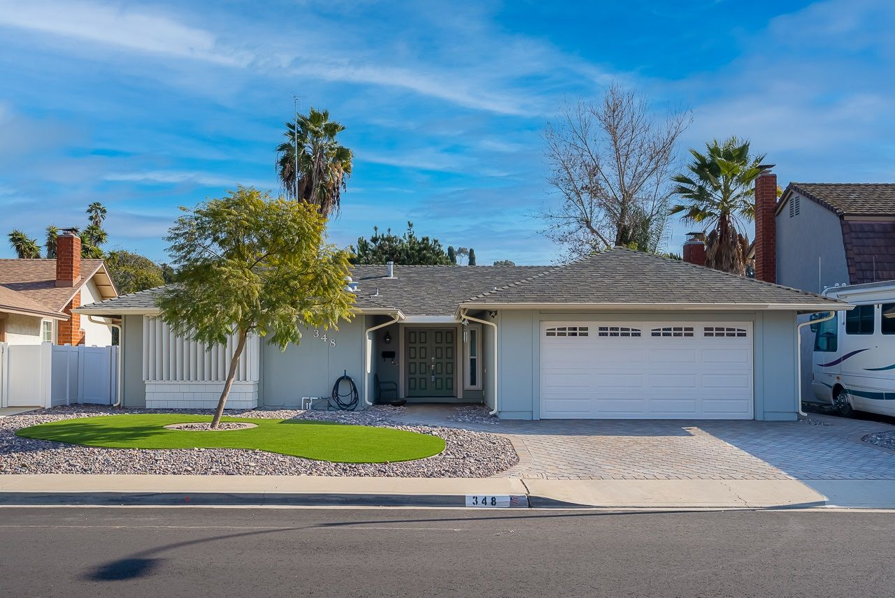 Main Photo: CHULA VISTA House for sale : 4 bedrooms : 348 Spruce St