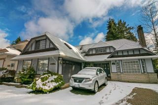 Photo 1: 2404 WILDING Way in North Vancouver: Tempe House for sale : MLS®# R2242706