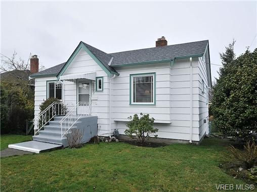 Main Photo: 2574 Epworth St in VICTORIA: OB Henderson House for sale (Oak Bay)  : MLS®# 665282