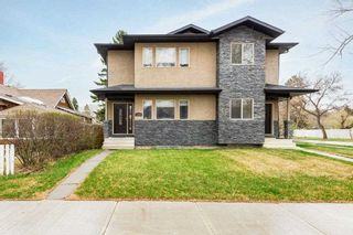 Main Photo: 11405 123 Street in Edmonton: Zone 07 House Half Duplex for sale : MLS®# E4243313
