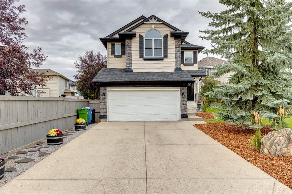 Main Photo: 130 Somerset Circle SW in Calgary: Somerset Detached for sale : MLS®# A1139543
