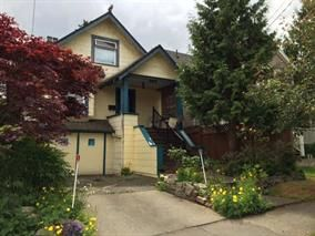 Main Photo: 1576 E. 26th Avenue in Vancouver: Knight House for sale (Vancouver East)  : MLS®# v1130340