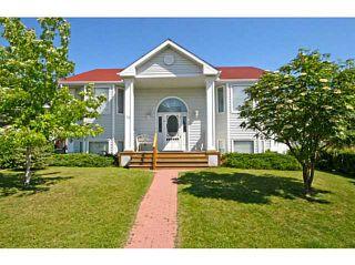 Photo 1: 34 WESTRIDGE Crescent: Okotoks Residential Detached Single Family for sale : MLS®# C3623209