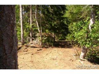 Photo 3: 1627 Cole Rd in SOOKE: Sk East Sooke Land for sale (Sooke)  : MLS®# 503954