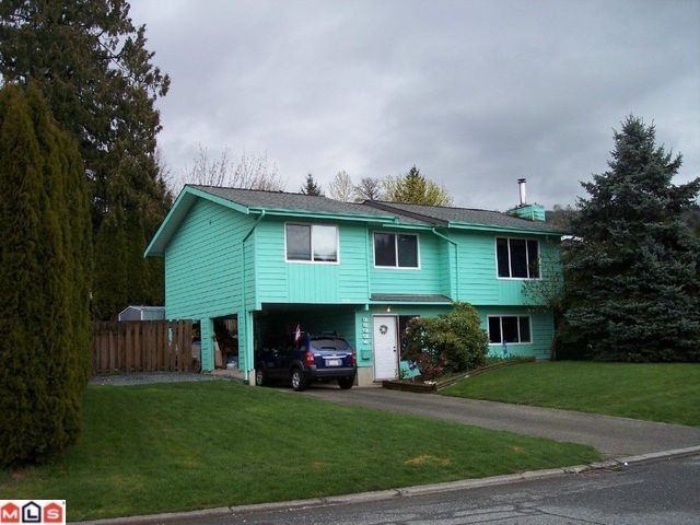 Main Photo: 35331 PURCELL Avenue in Abbotsford: Abbotsford East House for sale : MLS®# F1008390