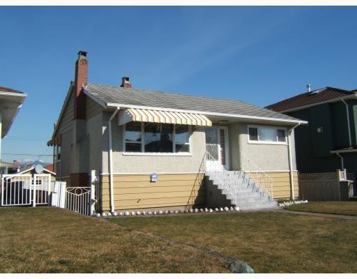 """Main Photo: 2579 E 42ND Avenue in Vancouver: Killarney VE House for sale in """"KILLARNEY"""" (Vancouver East)  : MLS®# V756949"""