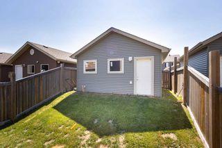 Photo 41: 4768 CRABAPPLE Run in Edmonton: Zone 53 House Half Duplex for sale : MLS®# E4253126