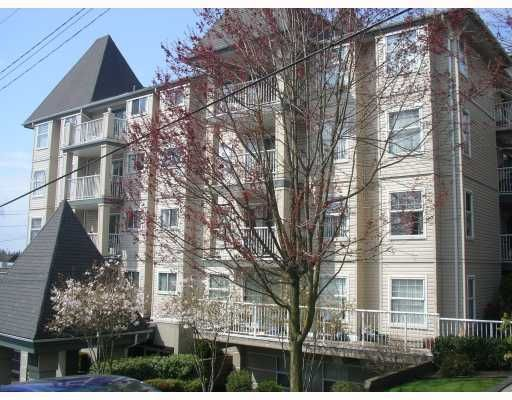 """Main Photo: 406 1035 AUCKLAND Street in New_Westminster: Uptown NW Condo for sale in """"Queens Terrace"""" (New Westminster)  : MLS®# V705245"""