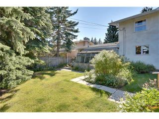 Photo 32: 6444 LAURENTIAN Way SW in Calgary: North Glenmore Park House for sale : MLS®# C4047532