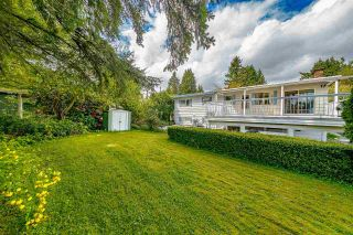 """Photo 32: 1770 BOWMAN Avenue in Coquitlam: Harbour Place House for sale in """"Harbour Chines/ Chineside"""" : MLS®# R2575403"""
