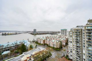 """Photo 24: 1606 1065 QUAYSIDE Drive in New Westminster: Quay Condo for sale in """"Quayside Tower II"""" : MLS®# R2539585"""