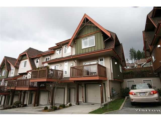 Main Photo: 159 2000 PANORAMA Drive in Port Moody: Heritage Woods PM Condo for sale : MLS®# V938006
