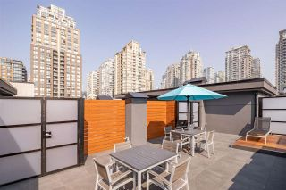 """Photo 22: 207 1066 HAMILTON Street in Vancouver: Yaletown Condo for sale in """"NEW YORKER"""" (Vancouver West)  : MLS®# R2583496"""