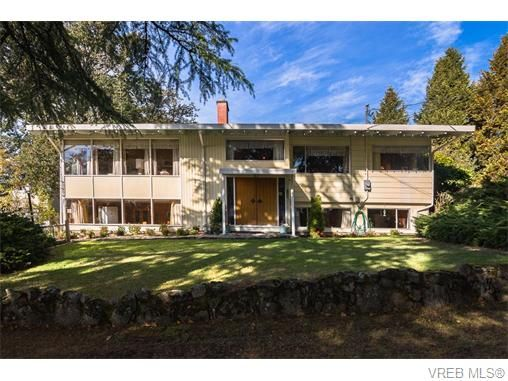 Main Photo: 4590 Scarborough Rd in VICTORIA: SW Beaver Lake House for sale (Saanich West)  : MLS®# 744352